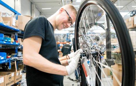 Fahrrad konfigurieren