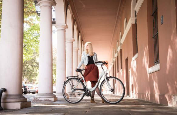 City  Bikes individuell